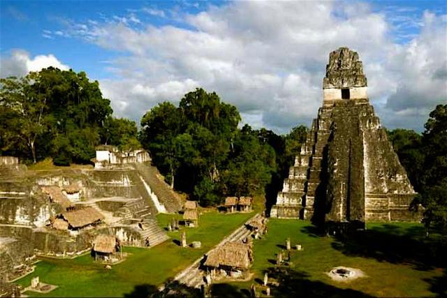 Viajes a Peten Tikal