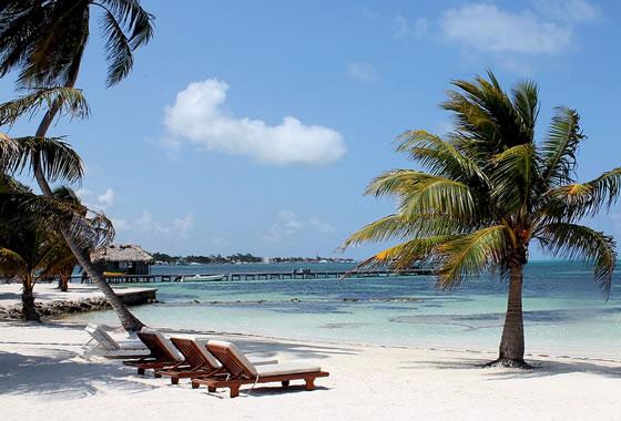 Vuelos a Belice Playas Cayo San Pedro