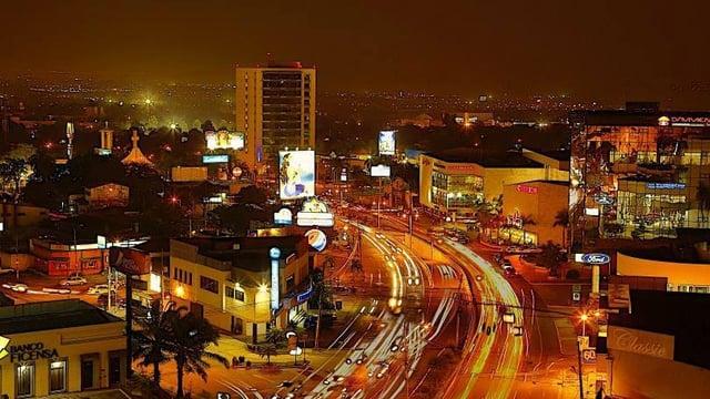 Vuelos a San Pedro Sula