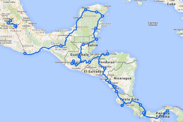 Vuelos a Guatemala Centroamérica