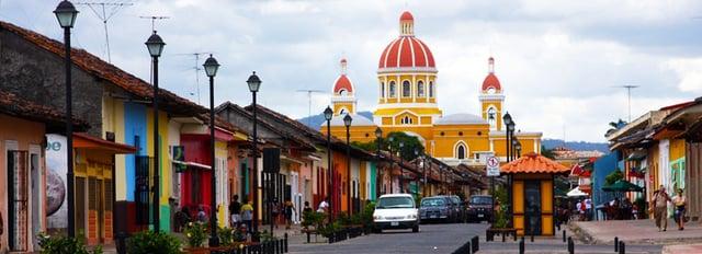 Vuelos a Tegucigalpa Granada Nicaragua