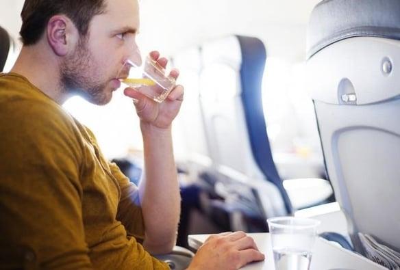 Vuelos a Guatemala. Cambios en el cuerpo volar en avión..jpg