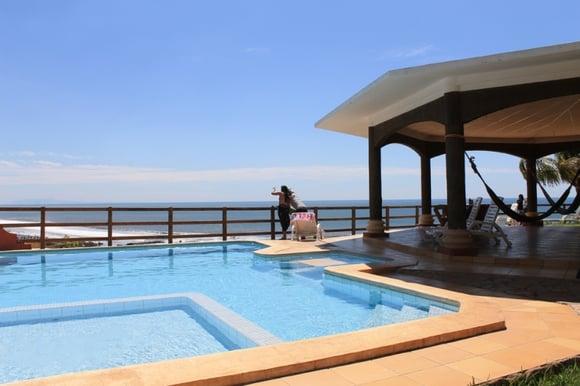 Vuelos a El Salvador, Playa San Miguel.jpg