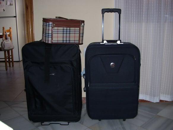 Vuelos a Honduras, equipaje listo para viajar.jpg