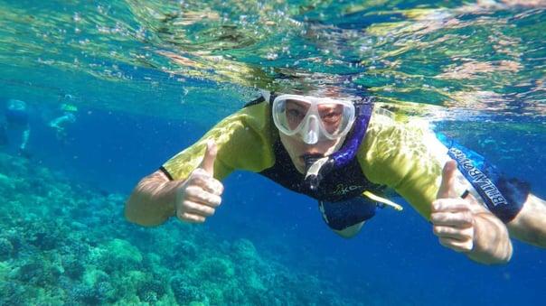 Vuelos a Belice, Snorkeling.jpg
