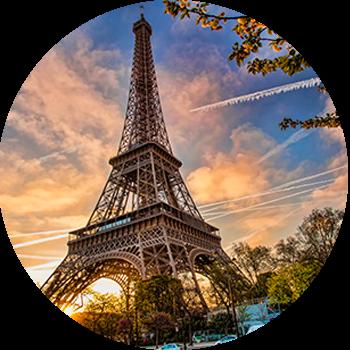Vive una aventura por la Torre Eiffel  en París, Francia con TAG Airlines