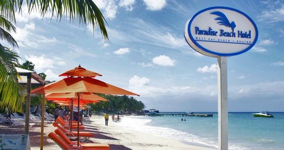 Vuelos a roatan, Paradise resort.jpg
