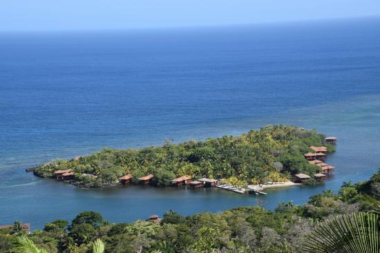 Vuelos a Roatan, Carambola Botanical Gardens, Sandy Bay.jpg