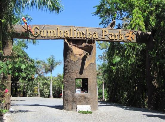 Vuelos a Roatan, Gumbalimba Park, West Bay.jpg