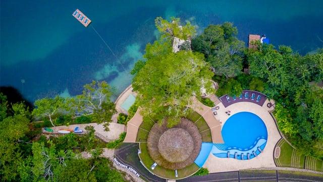 Vuelos a El Mirador, Bolontiku vista aérea.jpg