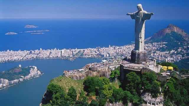 Vuelos a roatan, Río de Janeiro.jpg