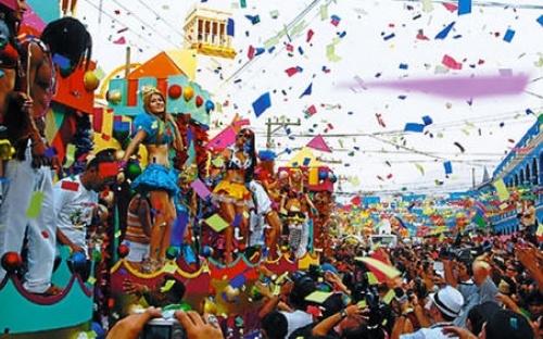 Vuelos a Belice, Carnaval en el Caribe.jpg